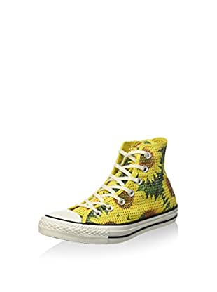 Converse Zapatillas abotinadas All Star Hi Can Perf Print