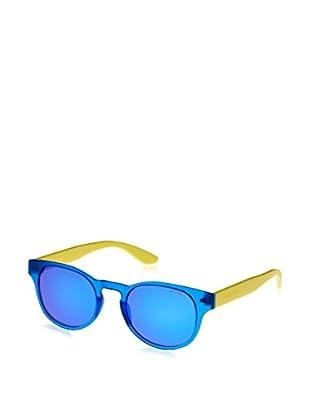 Police Gafas de Sol SK040 (47 mm) Azul / Pistacho