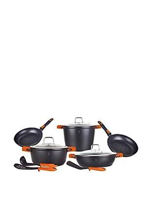 Berlinger Haus Batería de cocina 11 Piezas Granit Diamond Line
