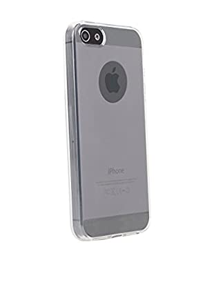 imperii Hülle Tpu Gel Hole Logo Bright iPhone 5 transparent