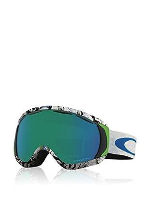 Oakley Máscara de Esquí Canopy Mod. 7047 Clip Gris / Azul