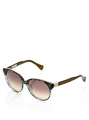 Emilio Pucci Sonnenbrille EP729S grün