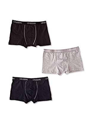 Kappa  Pack x 3 Boxers Cadete (Surtido)