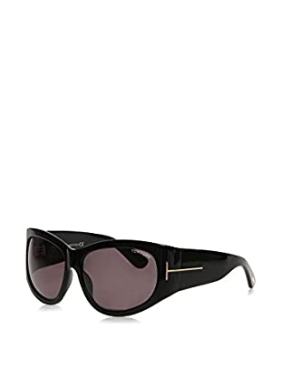 Tom Ford Gafas de Sol Ft404 01A (61 mm) Negro / Gris