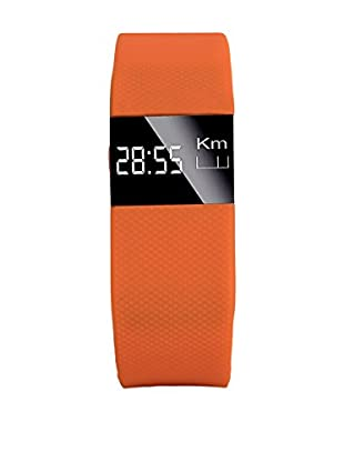 Imperii Pulsera de Fitness Smart Band Bluetooth Krun Naranja