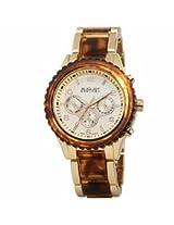 August Steiner Gold-Tone Ladies Watch As8093Yg