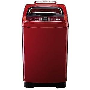 Samsung 6.5 Kg FATL WA85BWPEH/XTL Top Loading Fully Automatic Washing Machine-Scarlet Wine