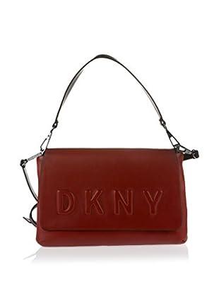 DKNY Schultertasche R461540602 Debossed