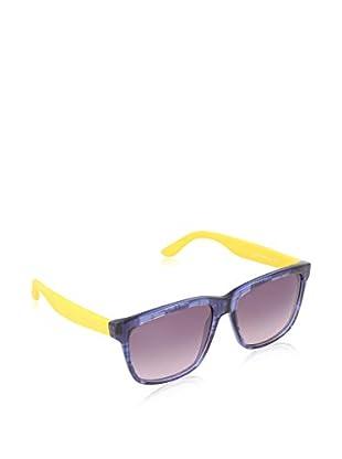 Tommy Hilfiger Sonnenbrille 1243/ S EUGFO56 (56 mm) blau/gelb