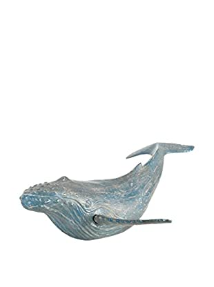 Polyresin Whale Sculpture