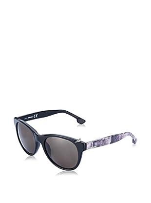 Diesel Sonnenbrille 0049_01A (55 mm) schwarz/weiß