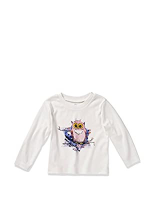 nyani Camiseta Manga Larga Owl Girls