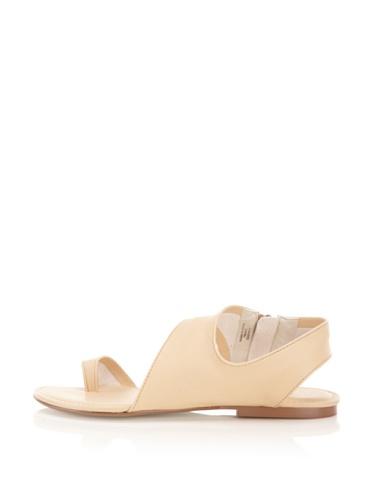 MaxStudio Women's Tropic Sandal (Camel)