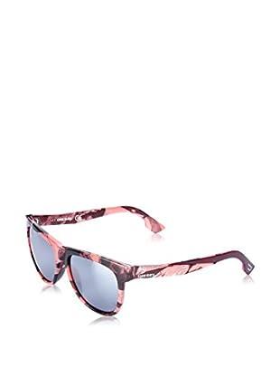 Diesel Sonnenbrille (56 mm) rosa/bordeaux