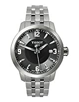 Tissot Analogue Black Dial Men's Watch - T0554101105700