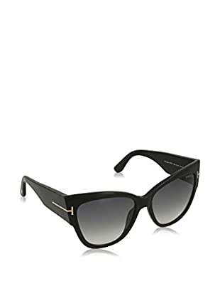 TOM FORD Occhiali da sole FT0371-01B57 (57 mm) Nero