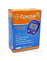 Bayer Contour TS Blood Glucose Monitoring System