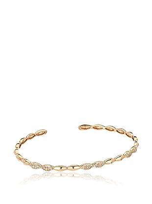 Bentelli Brazalete 9K Gold 0.26Ct Diamonds Oro Rosa