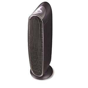 Honeywell HHT-090 HEPAClean Tower Air Purifier with Permanent Filter, 170 sq ft