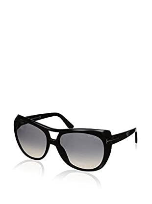 Tom Ford Women's Claudette Sunglasses, Black