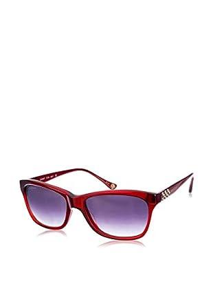 Zadig & Voltaire Gafas de Sol ZV5047 (55 mm) Rojo