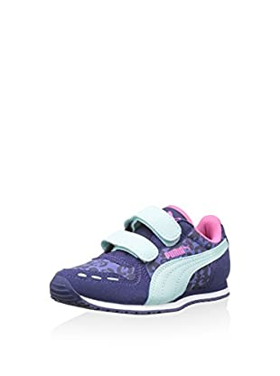 Puma Zapatillas Cabana Racer Animal V Kids