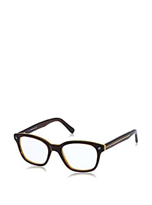 D Squared Gestell DQ517551 (51 mm) tiefbraun/beige