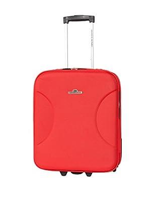 Compagnie du bagage Trolley, halbstarr Polyester 600D 40 cm