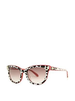 Moschino Sonnenbrille 723S-06 (52 mm) schwarz/rot