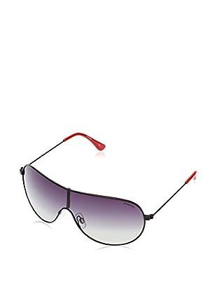 Polaroid Gafas de Sol Kids P0135 (58 mm) Negro / Rojo