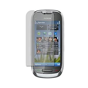 Gromo Screen Guard for Nokia C7
