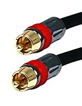 75ft High-quality Coaxial Audio/Video RCA CL2 Rated Cable - RG6/U 75ohm (for ...