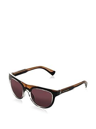 Diesel Gafas de Sol 000105J (52 mm) Marrón / Negro