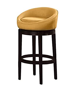Armen Living Igloo Swivel Barstool