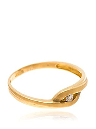 Gold & Diamonds Ring Wave