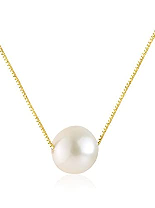 Compagnie générale des perles Collana Venetian Oro/Bianco