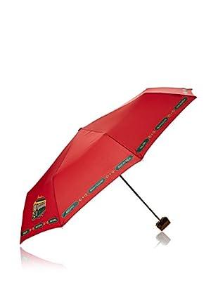 Braccialini Paraguas Rojo