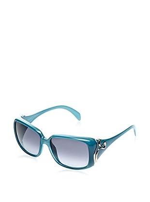 Pucci Sonnenbrille EP700S (58 mm) himmelblau