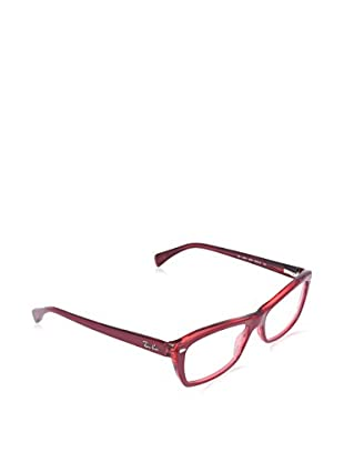 Ray-Ban Montura 5255 _5054 (53 mm) Rojo