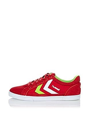 Hummel Sneaker Game Low (rot)