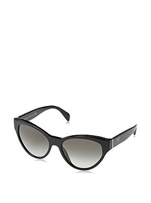 ZZ-Prada Gafas de Sol Mod. 08SS 1AB0A7 55_1AB0A7 (55 mm) Negro