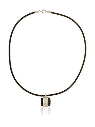 Montblanc Collar Square Onyx Negro / Acero