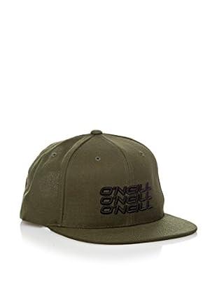 O´Neill Gorra Ac Stacked (Verde Militar)
