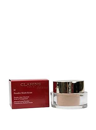 Clarins Mineralpulver Multi-Eclat N°02 30.0 g, Preis/100 gr: 96.63 EUR