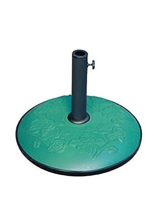 Galileo Casa Ständer für Sonnenschirm 25 Kg grün