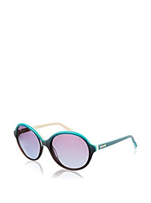 Just Cavalli Sonnenbrille JC557S_86F (57 mm) blau/braun