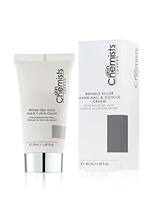 Skin Chemists Hand- und Nagelcreme Wrinkle Killer 50 ml, Preis/100 ml: 49.9 EUR