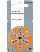 Siemens Hearing Aid Battery 13(60PCS)