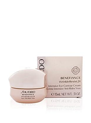 SHISEIDO Crema Contorno De Ojos Benefiance Wrinkle Resist 24 Intensive 15 ml Único