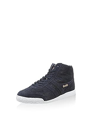 Gola Sneaker Harrier High Glimmer Suede